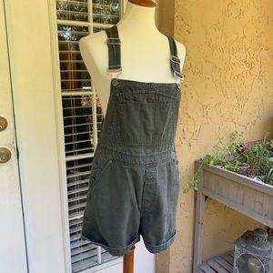 Vintage Bill Blass Cotton Overalls